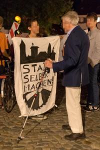 Stadt Selber Machen  25.07.2015